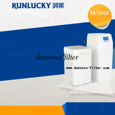 China Runlucky  Ion Exchange  Residential Water Softner Automatic Softner RL-RA-500D supplier